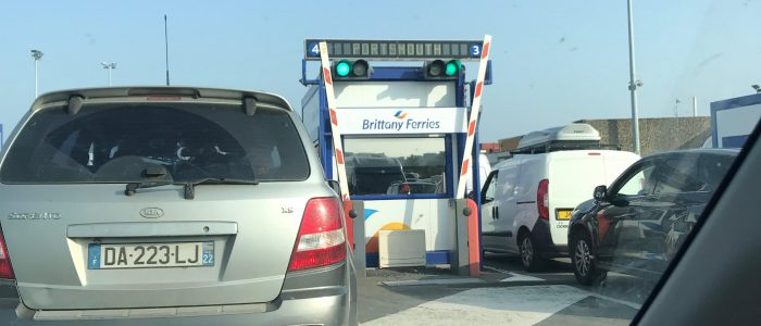 Brittany Ferries - France