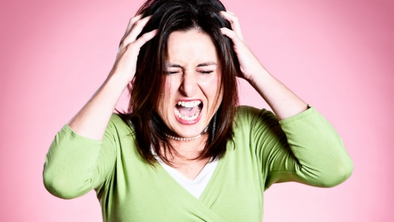 Frustrated Woman picture