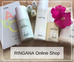 link to ringana shop